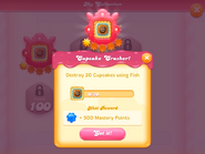My Collection Cupcake Crasher badge 1 expedition 2