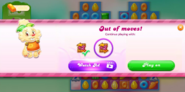 Watch ad Normal level 3 Free move 2