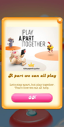 Free Gift Play Apart Together