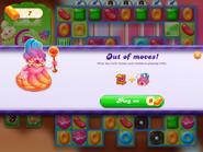 Jelly boss level failed