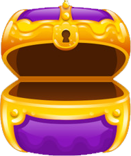 Treasure chest purple opened.png