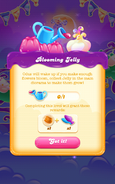 Birthday Bash Blooming Jelly Level Info 1