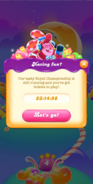 Royal Championship new ticket popup