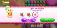 Watch ad Normal level 2 Free striped candy 3