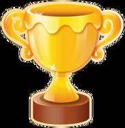 Winning streak cup
