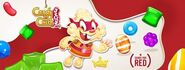 Candy Crush Jelly Saga (Games for RED) cover