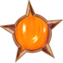 Orange Cabochon