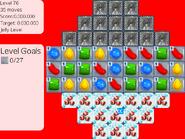 Mpisto War Level 76