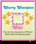 Cherry Champion