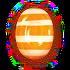 Striped orange h