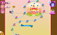 Pastry Palace Map Mobile