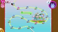 Gummy Gardens Map Mobile