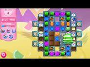 Candy Crush Saga - Level 4843 - No boosters ☆☆☆
