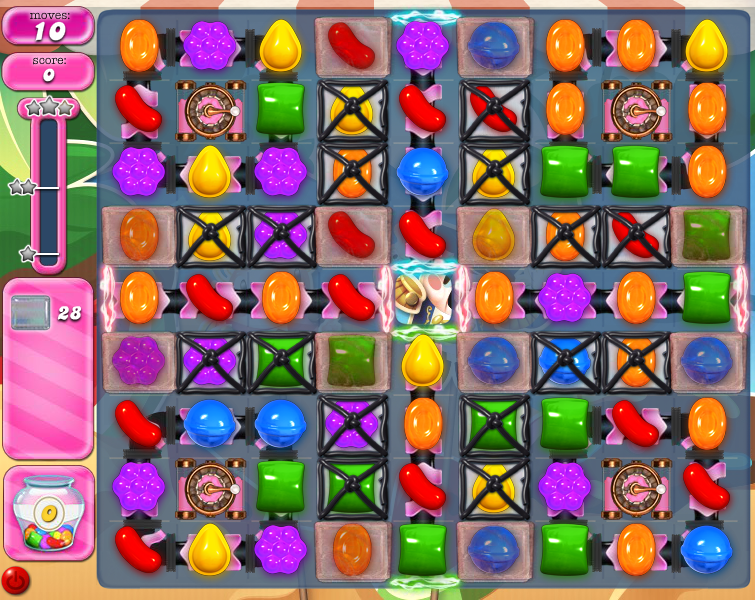 Level 2518/Versions