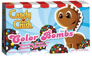 CandyCrush ColorBombs
