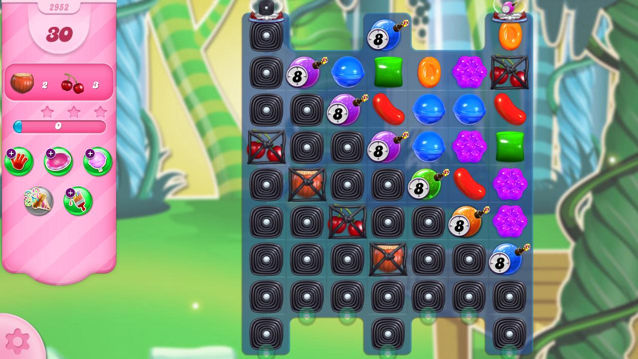 Level 2952/Versions