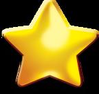 Yellow star (mobile)