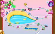 Banana Beach Reality Map Moble