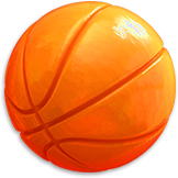 Orangecandy basketball spacejam