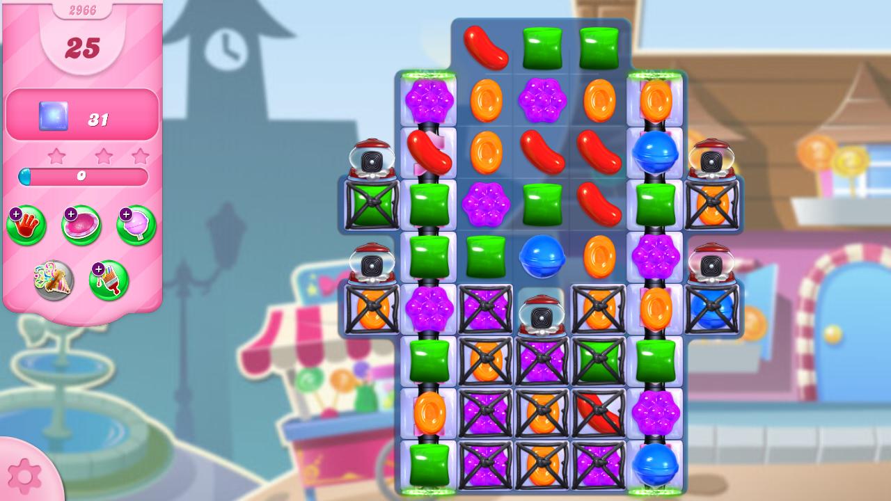 Level 2966/Versions