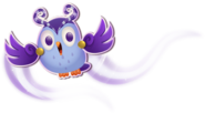 Owl-night-mirrored