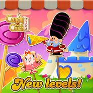 New levels released 173
