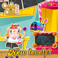 New levels released 161