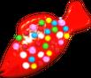 Red Colour Bomb Fish