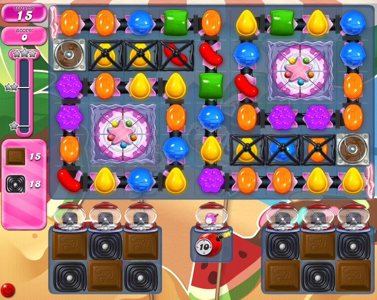 Level 2524/Versions