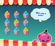 Bubblegum Bazaar completed info