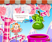 I do not fit in. I want to be a candy too!