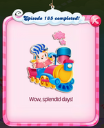 Episode 185 completed! (Mobile)