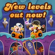 New levels released 140