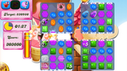 Coconut wheels from mystery candies in a Timed level 1