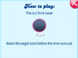 Timed levels