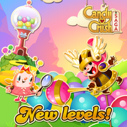 New levels released 150