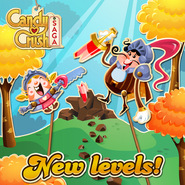 New levels released 165