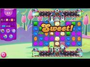 Candy Crush Saga - Level 4964 - No boosters ☆☆☆ HARD