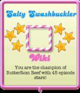 Salty Swashbuckler