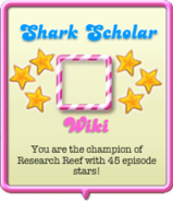 Shark Scholar
