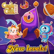 New levels released 179 2