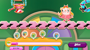 1st reward for collecting sugar drops in progress