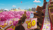 Levels 33, 50 and 147 appearing in the CCS Tv ad (720p)