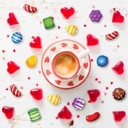 Coffee and Candy