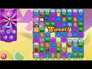 Candy Crush Saga - Level 4844 - No boosters ☆☆☆ HARD