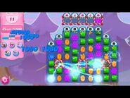 Candy Crush Saga - Level 4883 - No boosters ☆☆☆