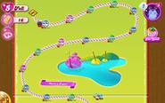 Luscious Lagoon Map Mobile