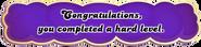 Hard level - Congraturations2