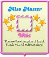Miso Master