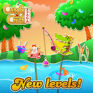 New levels released 164